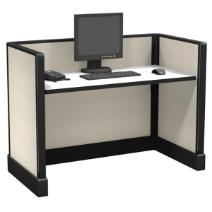 """39"""" x 48"""" Office cubicles"""