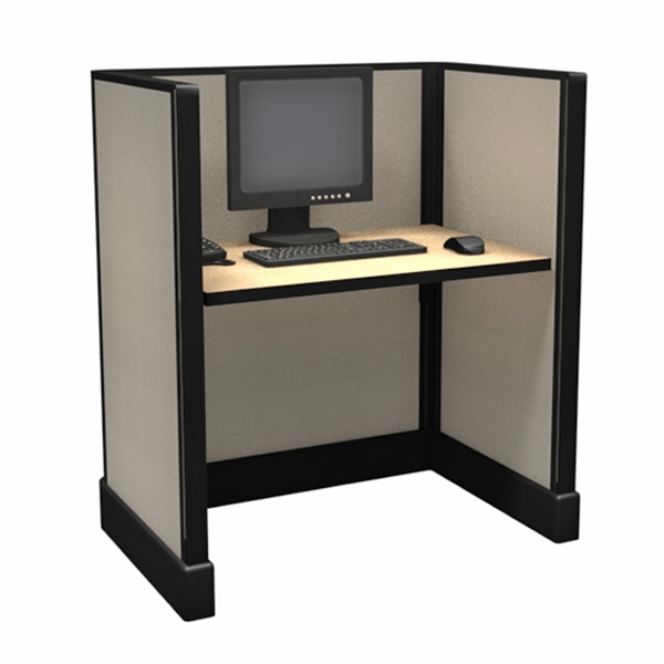 "47"" Tall 3'x2' office cubicles"
