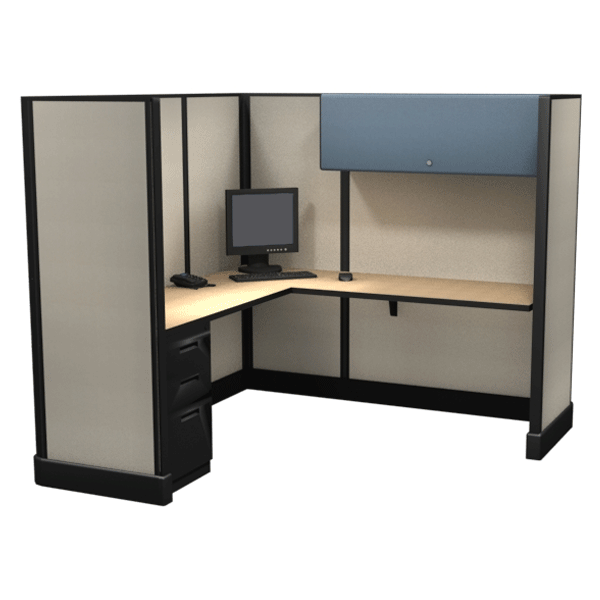 "6 x 6' x 67"" Office Cubicles"
