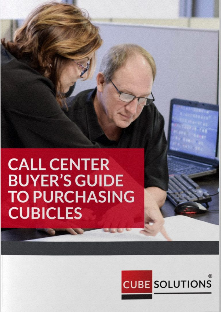 call center buyers guide to buying cubicles
