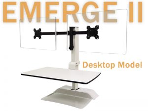 Emerge II -Powered Sit-to Stand Unit