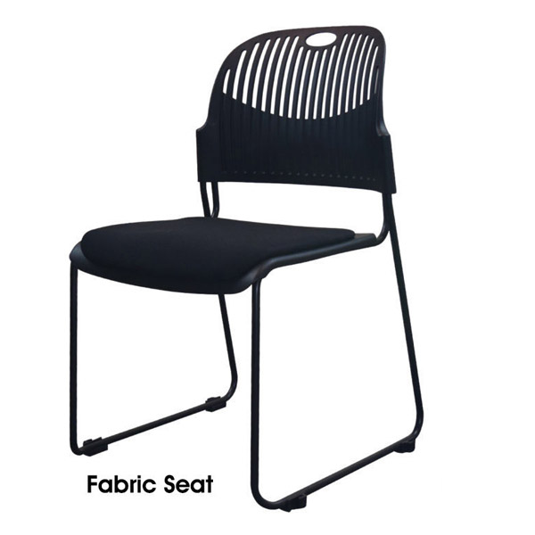 3133 Fabric Seat Stack Chair