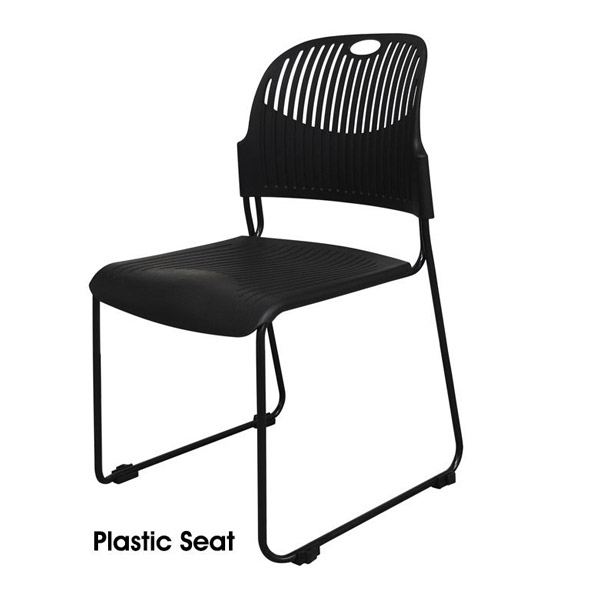 3133 Stack Chair - Plastic Seat