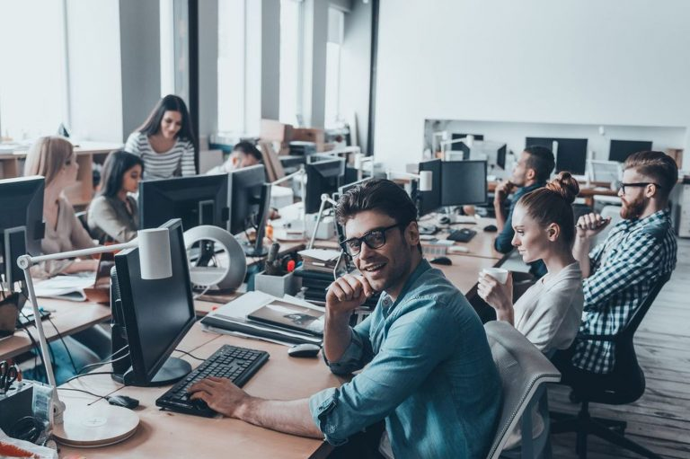OPEN-OFFICE VS. OFFICE CUBICLES; THE DEBATE CONTINUES