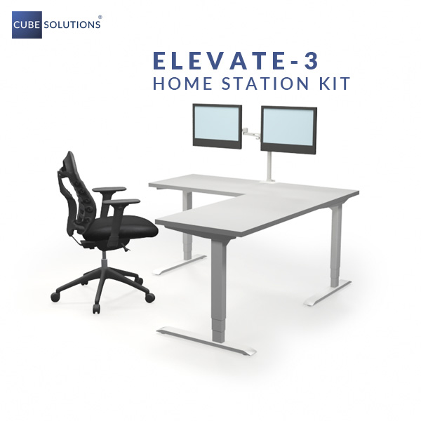 Elevate 3 Home Station Kit