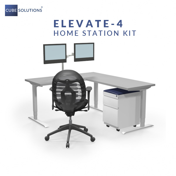 Elevate 4 Home Station Kit