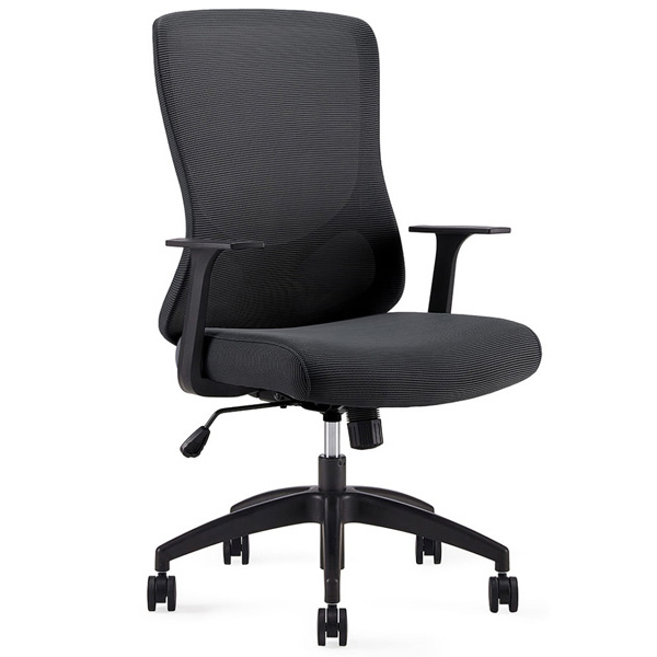 Alien Deluxe Task Chair - Black